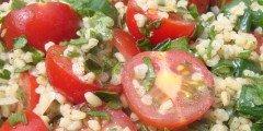 orzezwiajaca salatka tabbouleh