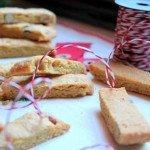 Szafranowe biscotti z migadalami