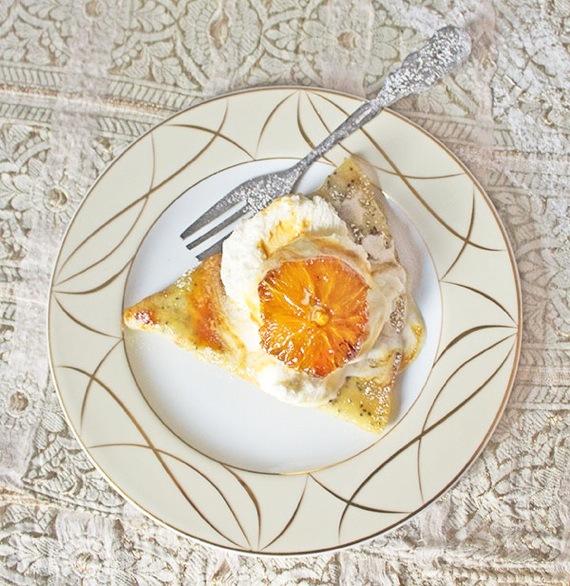 francuski deser crepes suzette