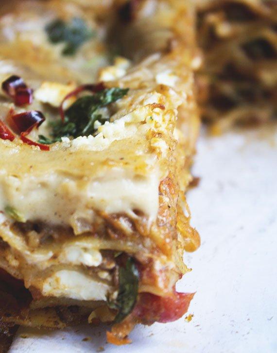 beszamel sos do lasagne