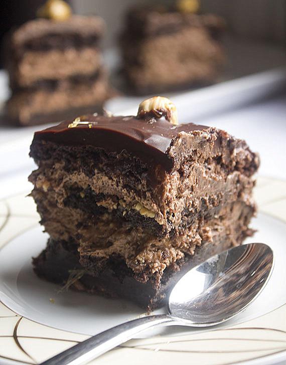 krajanka czekoladowo orzechowa