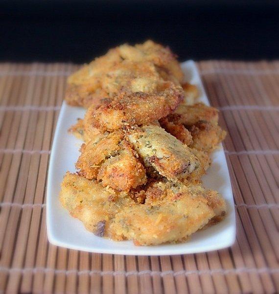 nuggets z kurczaka