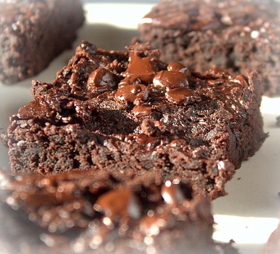 brownie czekoladowe bezglutenowe