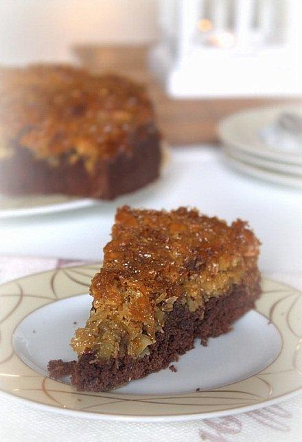 ciasto czekoladowe niedzielne