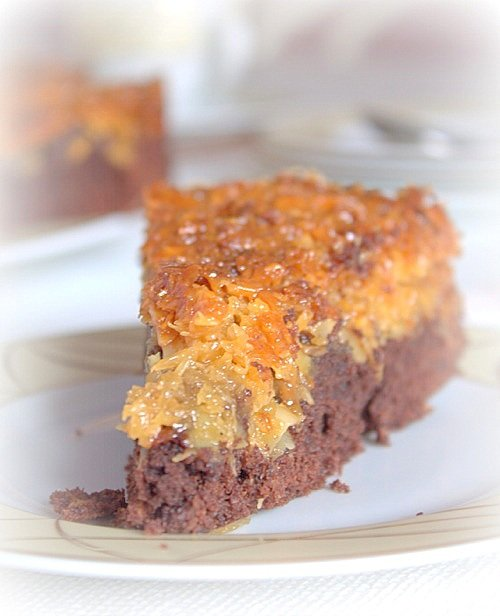 ciasto czekoladowe ucierane