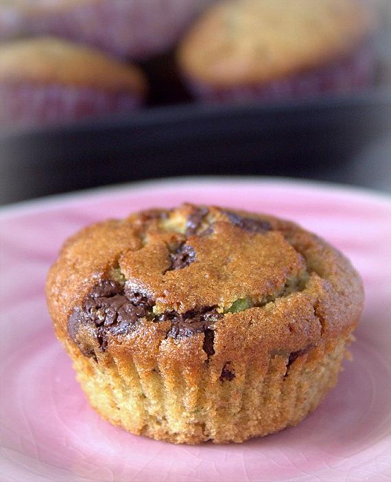 pyszne muffiny z awokado