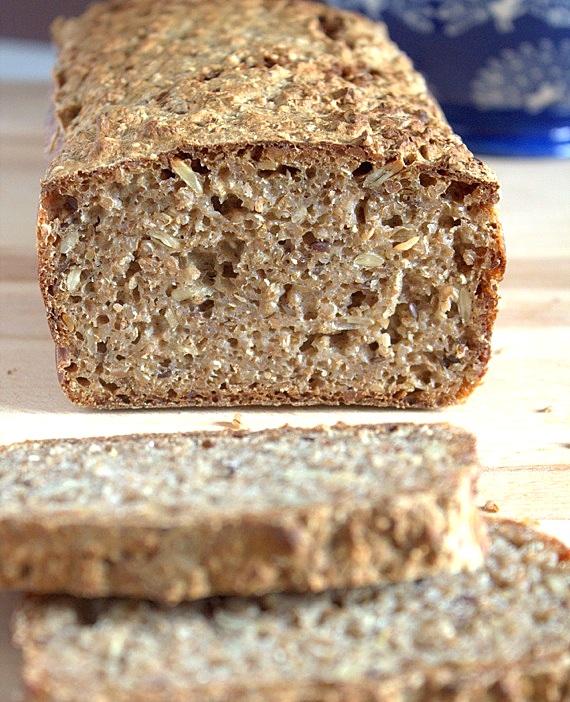 chleb zytni na zakwasie zytnim