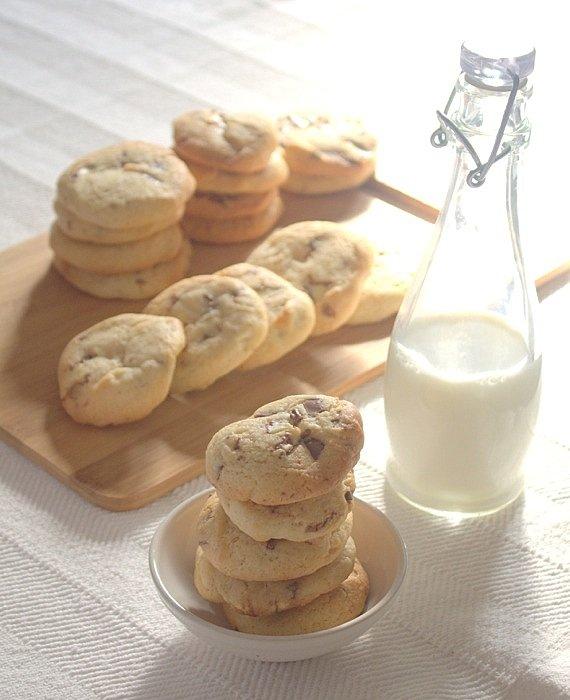 przepis na ciasteczka z milky way