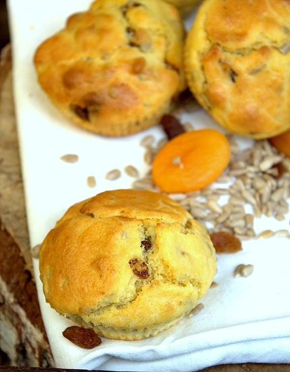 Muffiny dietetyczne na śniadanie