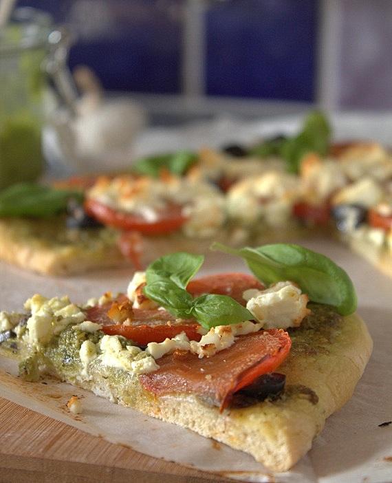 pizza wegetarianska