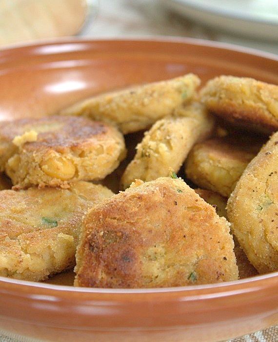 falafel czyli kotlety z ciecierzycy