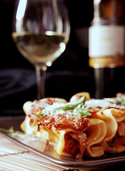 cannelloni z szynką