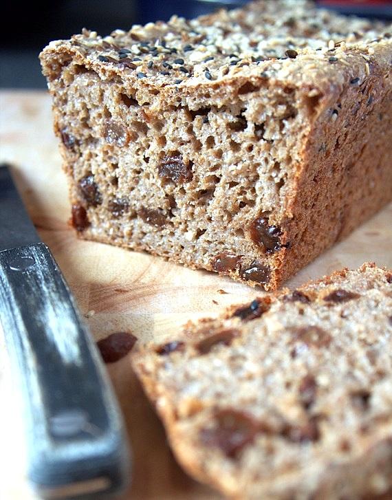 przepis na żytni chleb