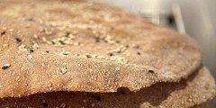 szwedzki chrupki chleb knäckebröd