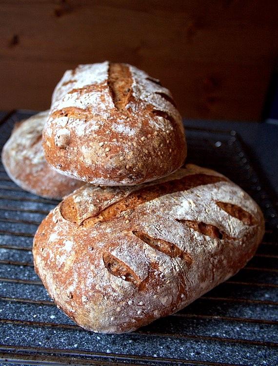 chleb z quinoa