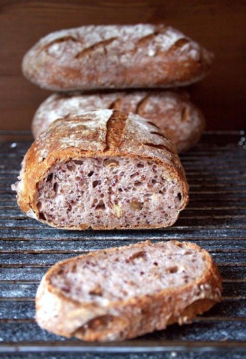 pyszny chleb z quinoa