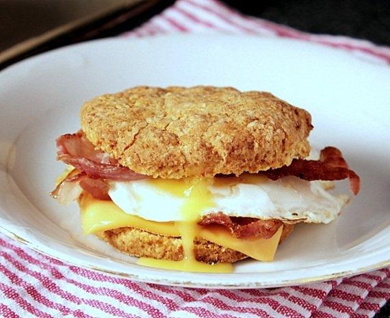 scones na śniadanie