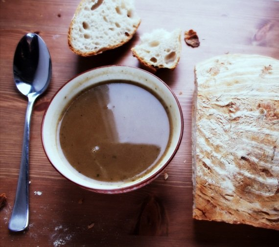 przepis francuska zupa cebulowa