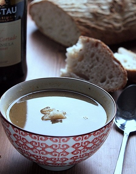 zupa cebulowa przepis
