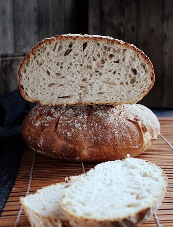 chleb pszennozytni na zakwasie