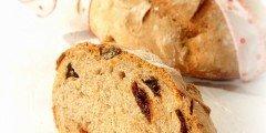 świąteczny chleb na zakwasie