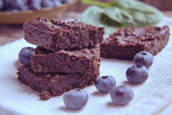 brownies nieco dietetyczne