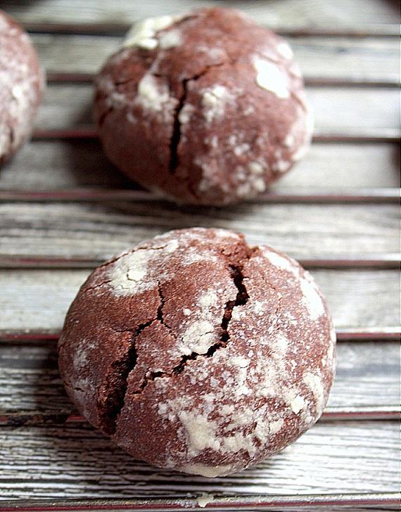 przepis na ciasteczka czekoladowe