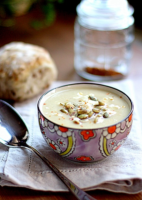 zupa kremowa z selera