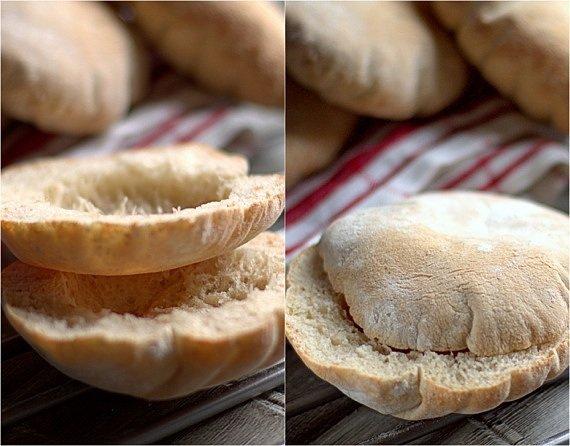 pita chlebki