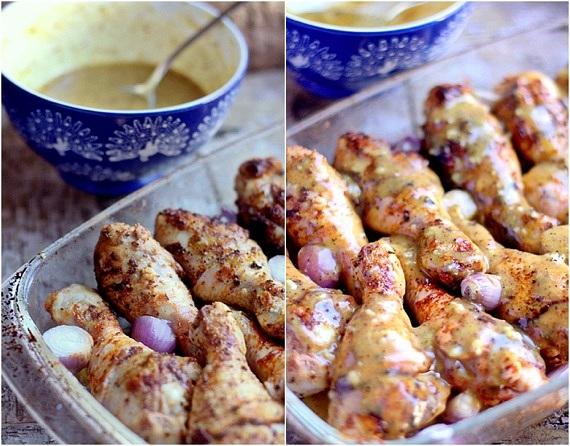 przepis z kurczakiem