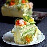 Tort kanapkowy krajanka