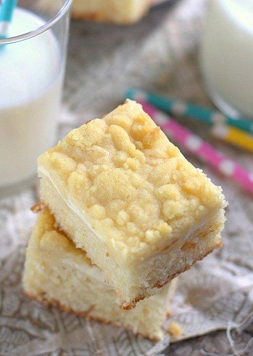 ciasto cytrynowe z kruszonka