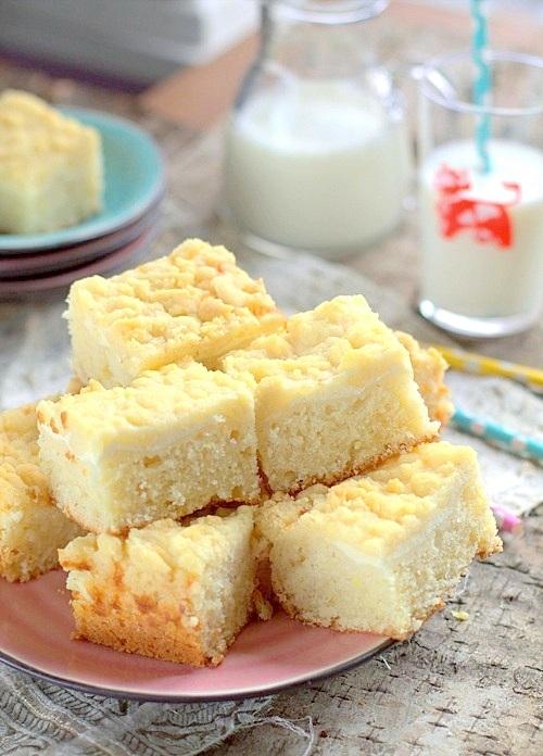 ciasto cytrynowo jogurtowe