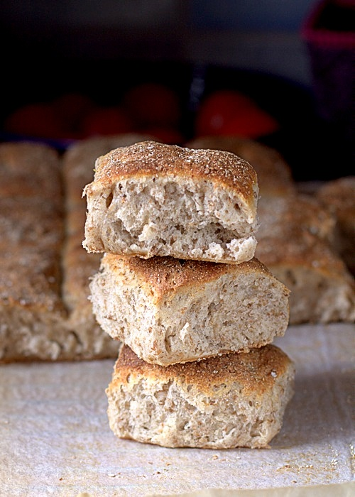 przepis chleb pszenno żytni