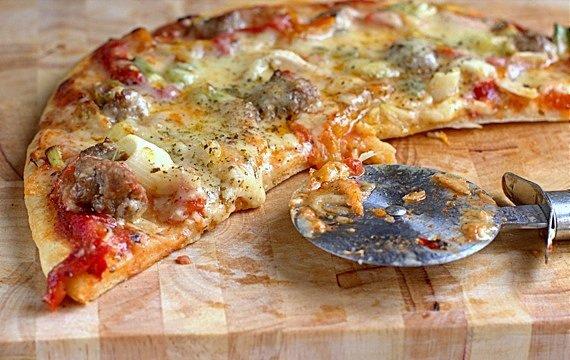 przepis na pizza