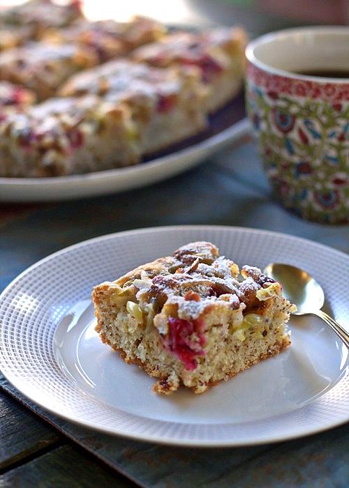 ciasto agrestowe przepis