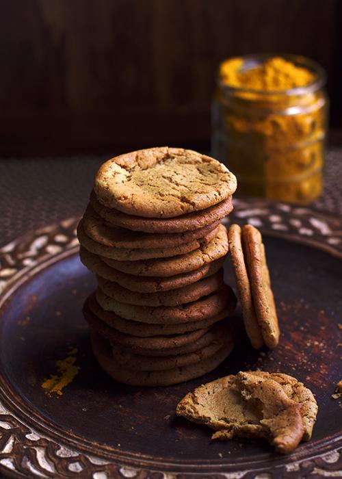 bezglutenowe ciasteczka migdałowe