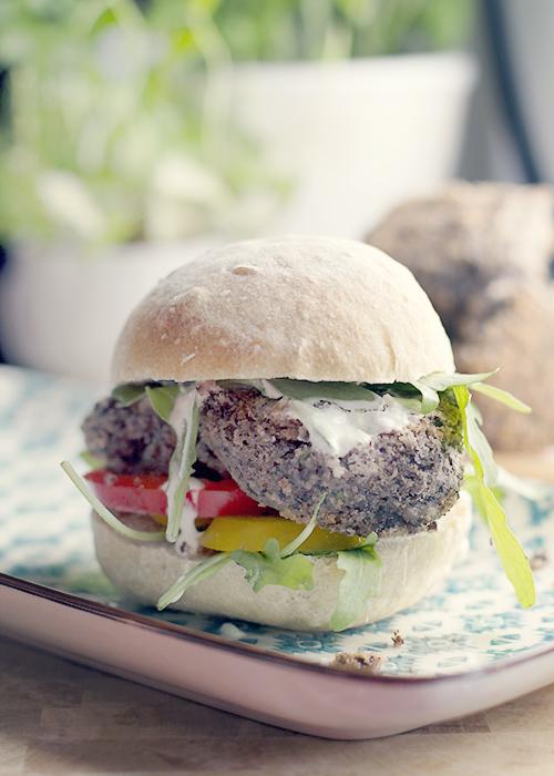 przepis na burgery