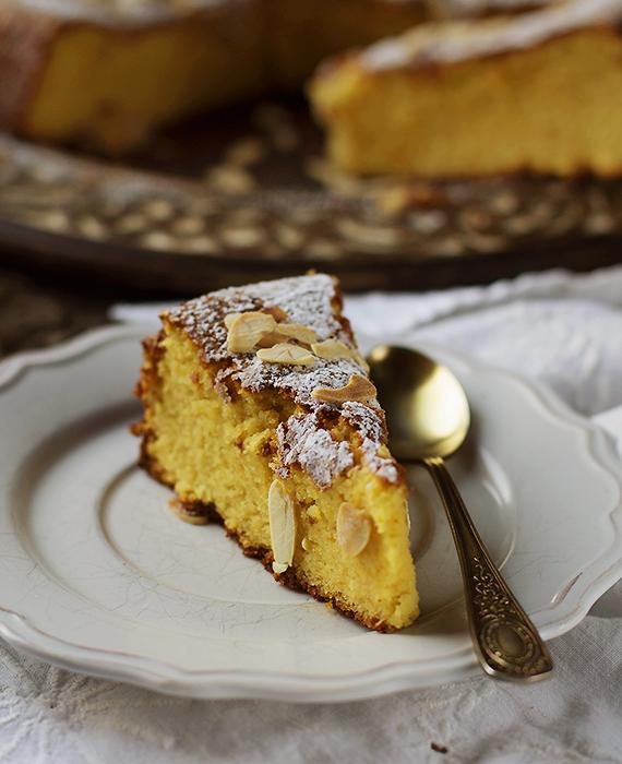 przepis na ciasto pomarańczowe