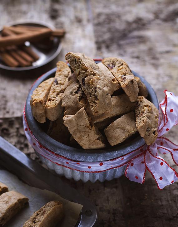 świąteczne biscotti