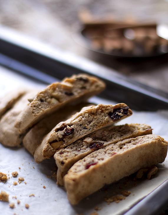 korzenne biscotti