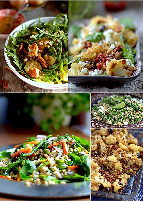 salatki pożywne i zdrowe