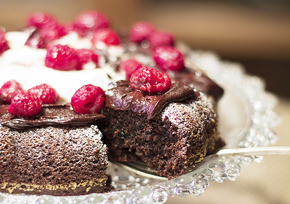 przepis na ciasto czekoladowe