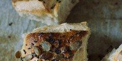 przepis na pszenny chleb