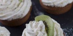 waniliowe cupcakes