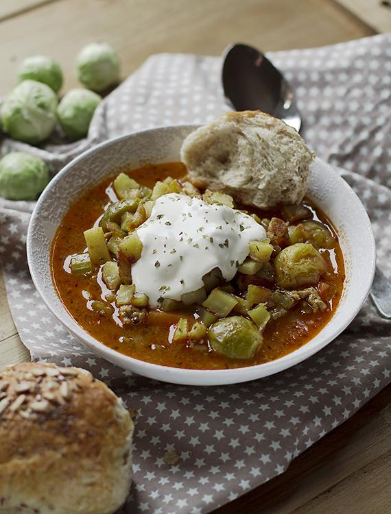 zupa z mielonego