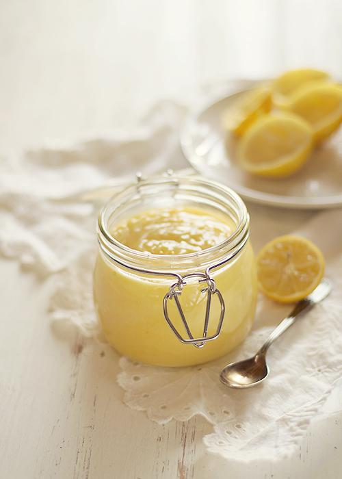 lemoncurd. krem cytrynowy