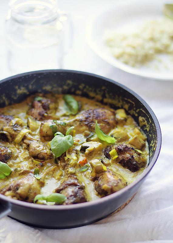 obiad z kurczakiem przepis