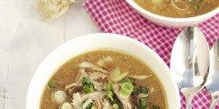 zupa chińska z kukurydzy