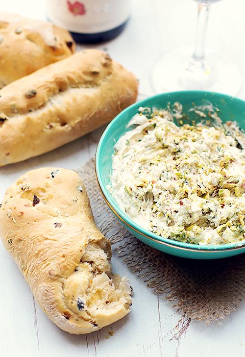 oliwkowe chlebki przepis